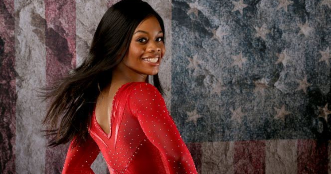 Olympian Gabby Douglas