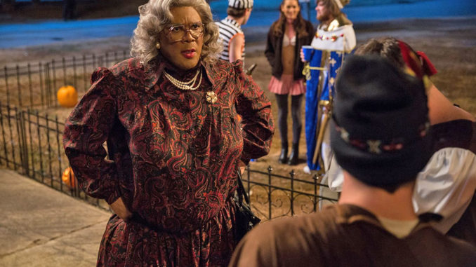 Tyler Perry in 'Boo! A Madea Halloween'