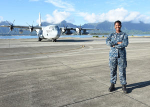 Petty Officer 2nd Class Cleopatra Haynes