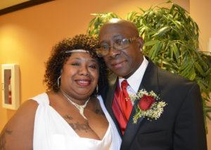 Mr. and Mrs. Erick Johnson