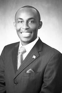 Councilman Garrett Dennis