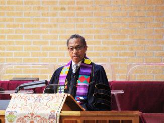 Reverend J.W. Rigsby,