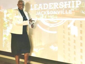 "Jacksonville Free Press Associate Editor Lynette ""Lynn"" Jones"