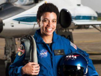 Astronaut Jessica Watkins