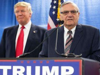 Trump's pardon of Arpaio spurs more criticism, including from Joseph Biden, and Paul Ryan