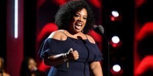 Dr. Njema Fraizer Praises All Black Women In Her Speech