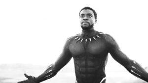 Chadwick Boseman as Black Culture