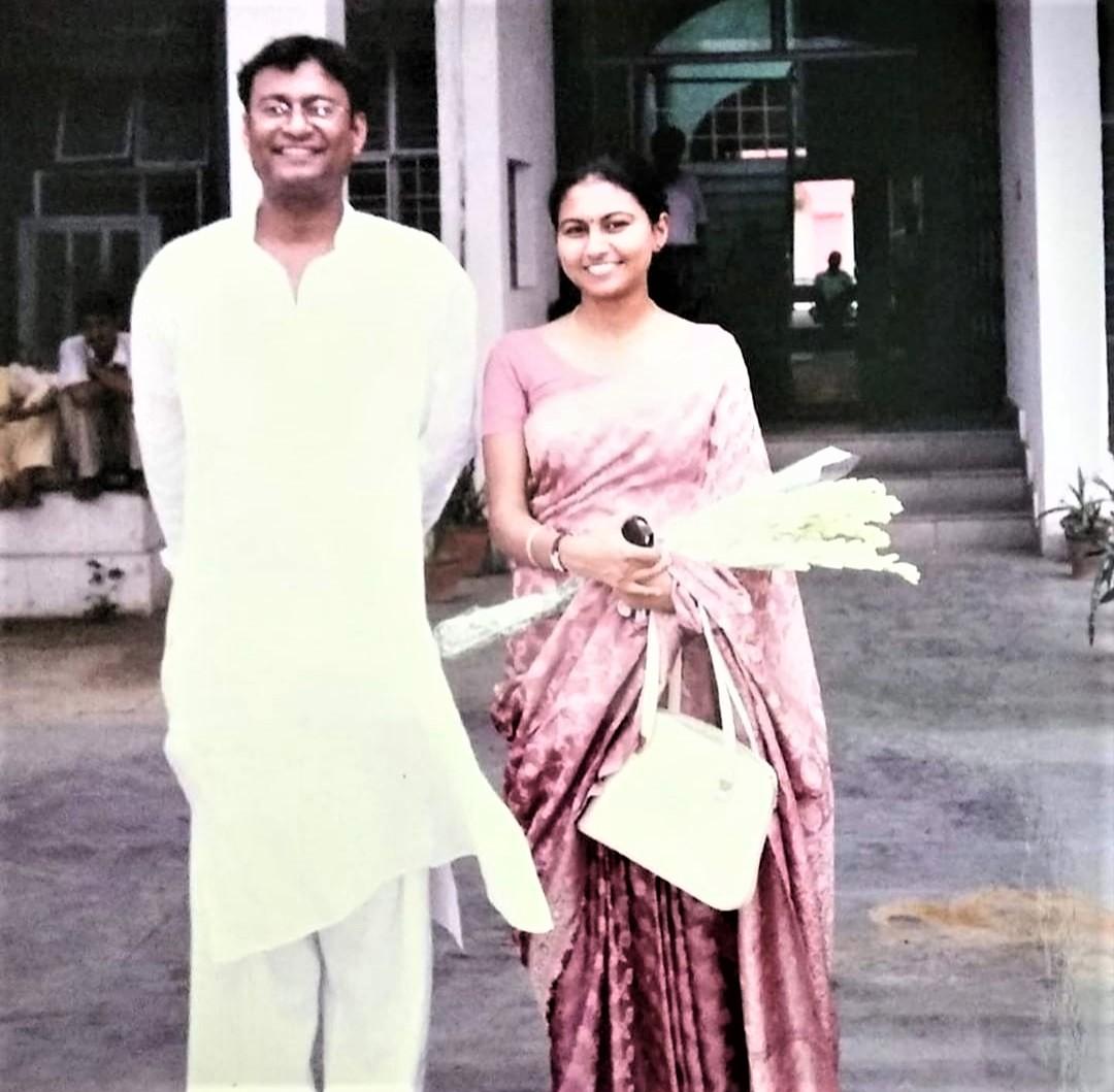 Vineeta-Sharma and Tanveer Aeijaz