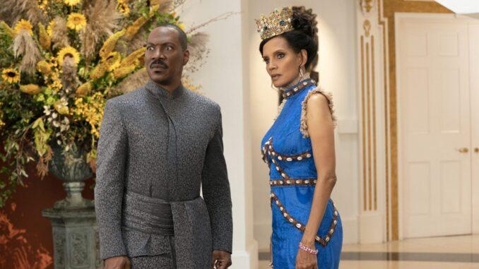 'Coming 2 America' photos show Eddie Murphy return as Prince Akeem