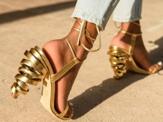 Luxury women's shoe brand Keeyahri is one of the five businesses selected by Fiverr for its business accelerator. (Courtesy of Fiverr)